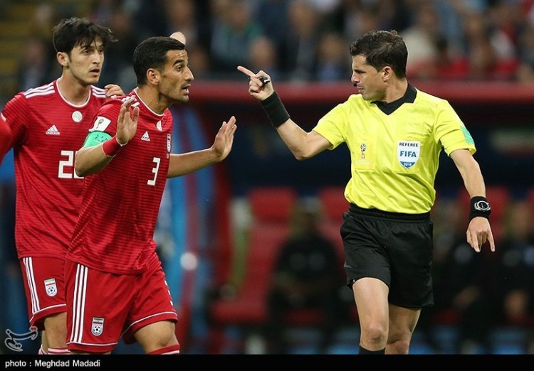 """FIFA Teams Employ the """"Dark Arts"""" to Bully and Intimidate During the 2018 World Cup"""